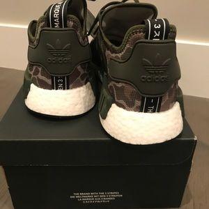 Brand new Adidas NMD R1 Camo D96617 NWT